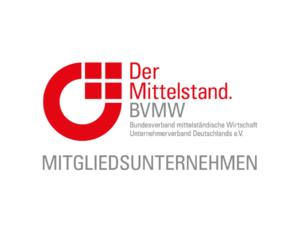 Logo BVMW - Der Mittelstand