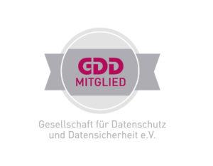 Logo Gesellschaft für Datenschutz und Datensicherheit e.V. (GDD)