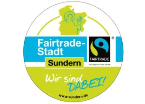 Wir sind dabei Fairtrade-Stadt-Sundern
