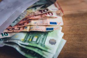 Geld nachhaltig angelegt